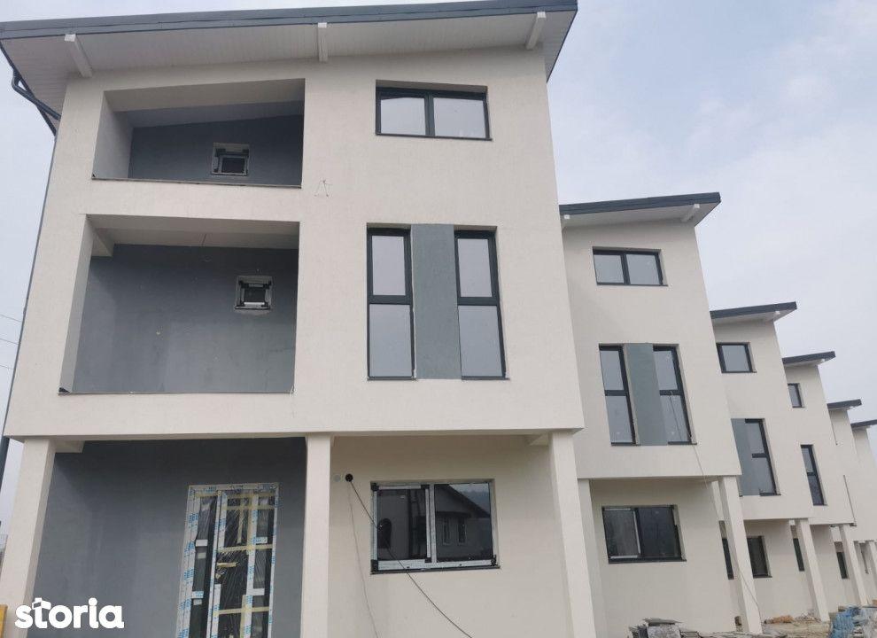 Apartament  4 camere Bucium , 160 metri, etaj 1 Cod:141693