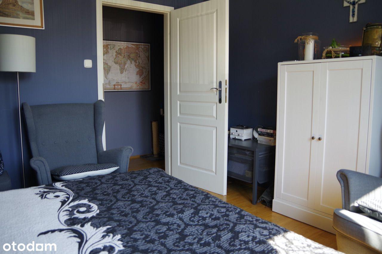 3 pokoje, 54 m2, z ogródkiem, po remoncie