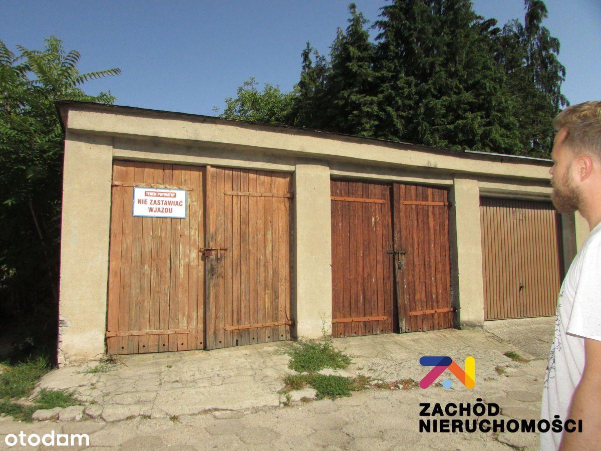 Garaż przy Urzędzie Miasta 18,5 M2 Os. Wazów