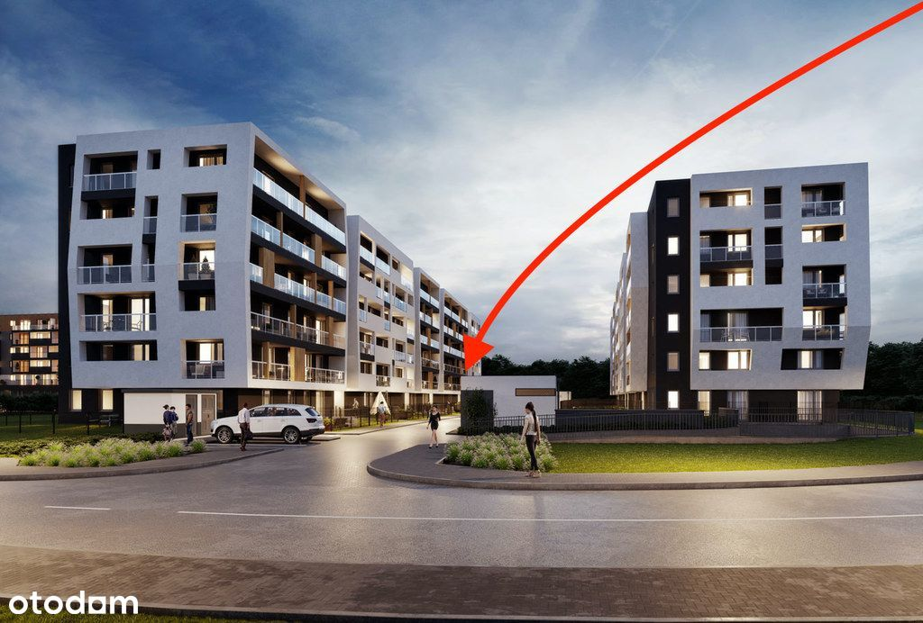 2-Pokojowe mieszkanie Al. Pokoju od Właściciela