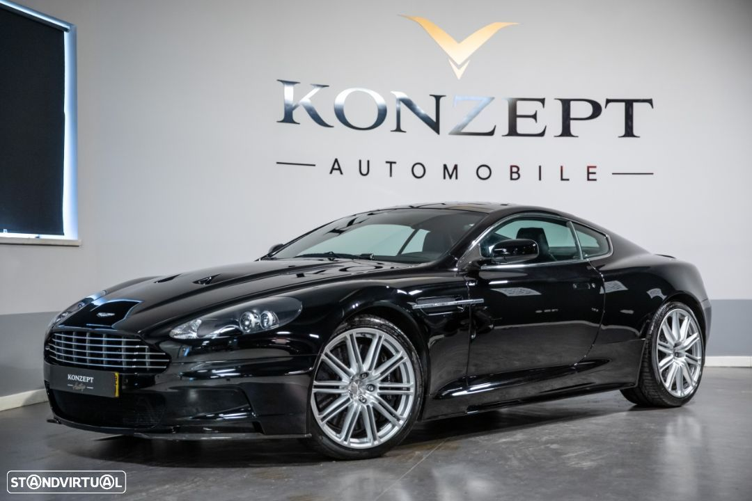 Aston Martin DBS Coupe Standard - 42