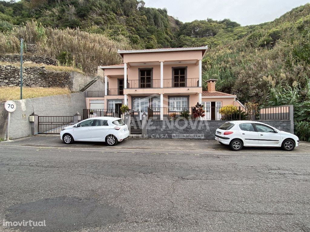 Moradia Isolada T3 Ponta Delgada - Ilha da Madeira