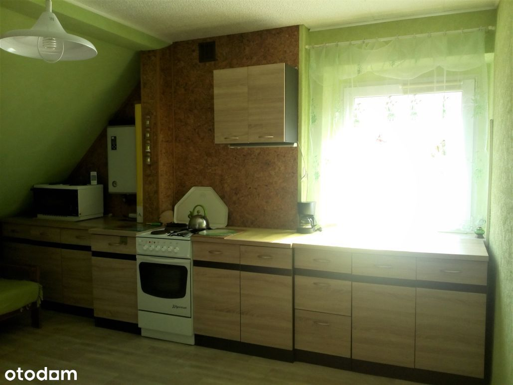 Sośnica, 60 m2, 2 pokoje