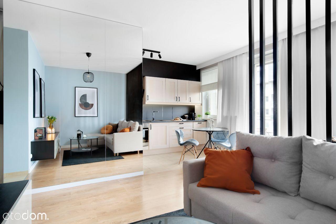Mieszkanie 35m2 w apartamentowcu City Park
