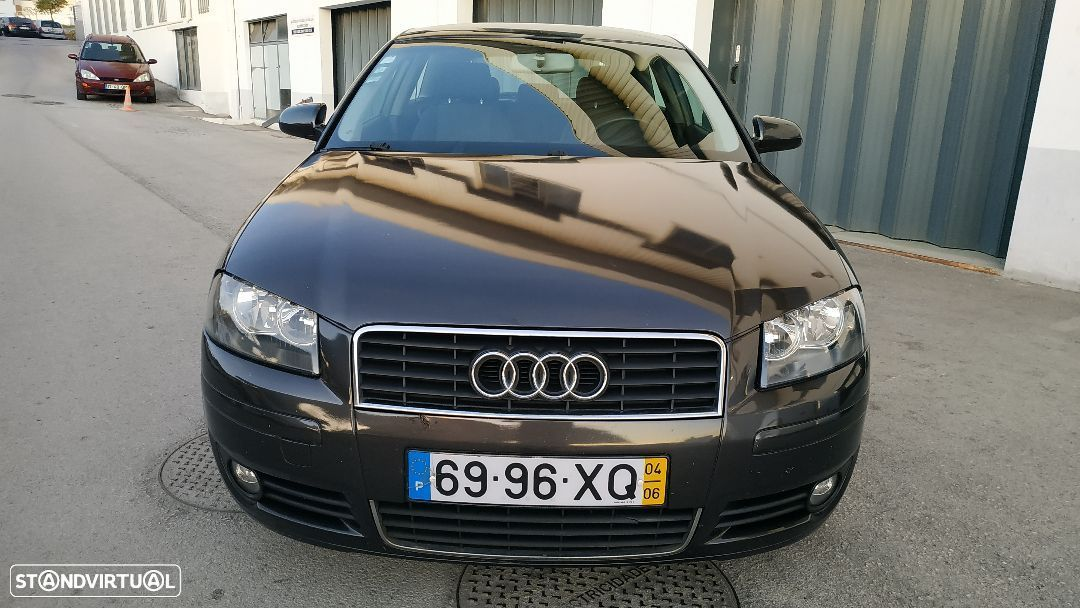 Audi A3 2.0 TDi Attraction - 35