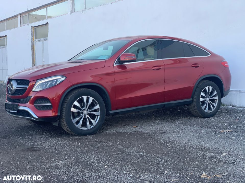 Mercedes-Benz GLE Coupe 350 - 12
