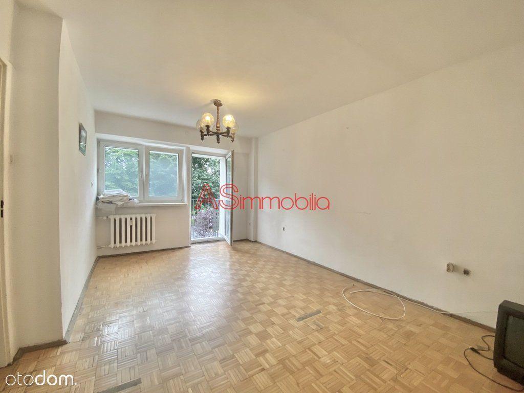 47m, 3 pok z widną kuchnią, balkon, 1 piętro