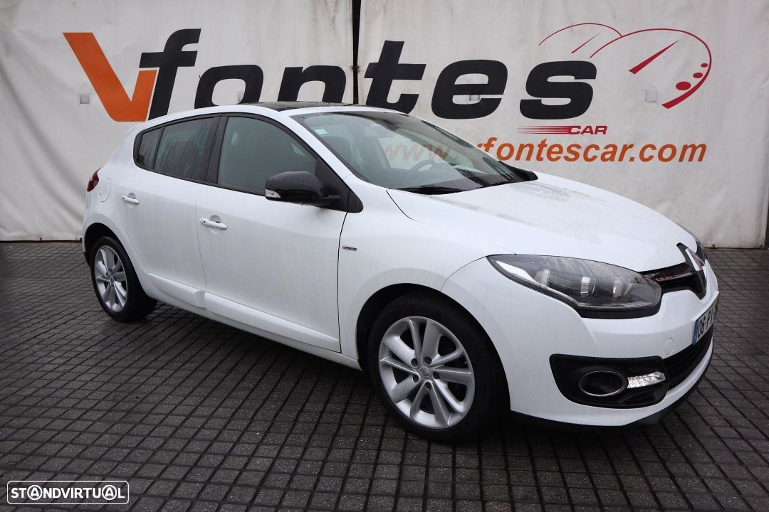Renault Mégane 1.5 dCi Limited SS - 10