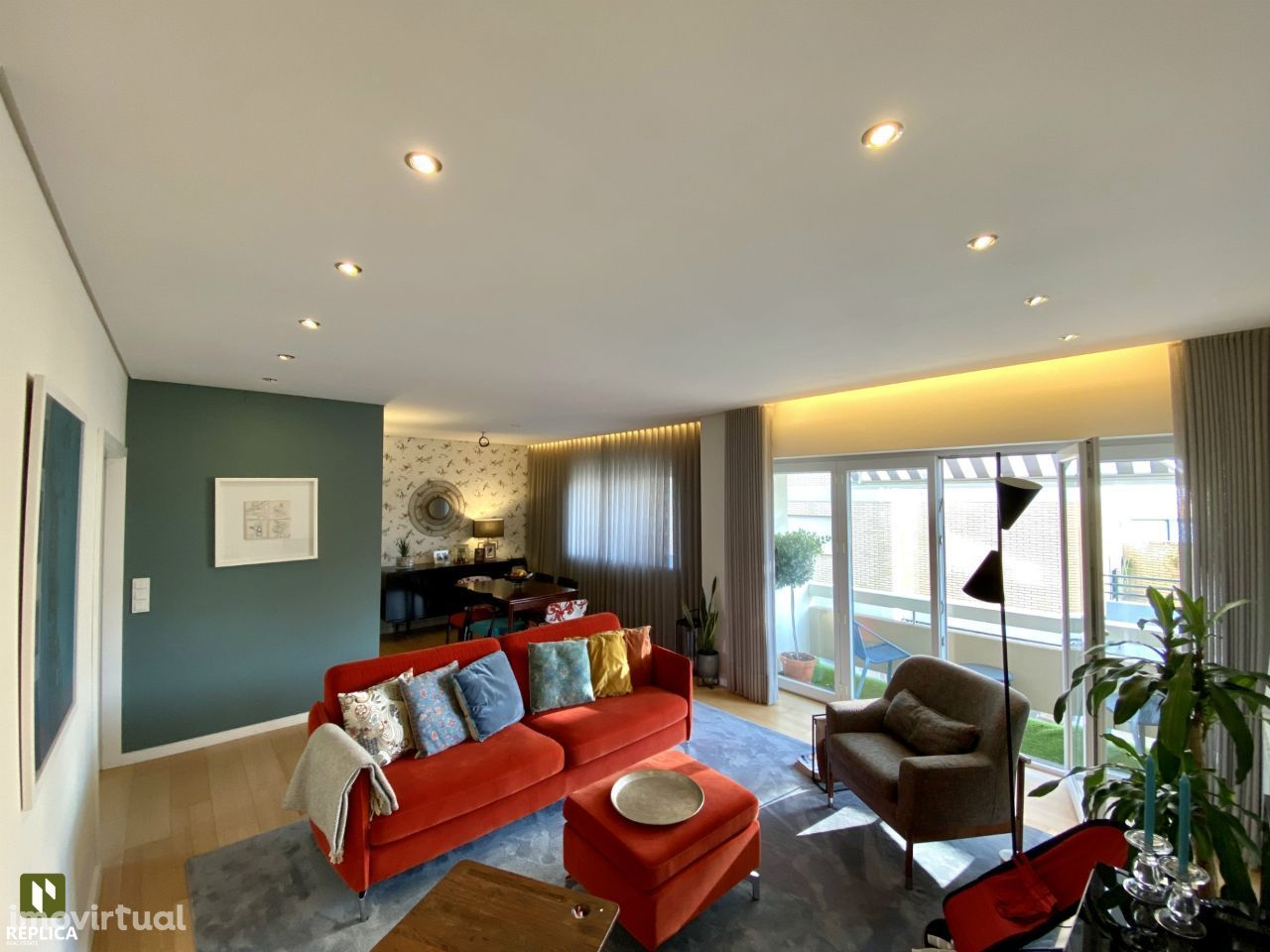 Apartamento T3 Duplex na Foz do Douro