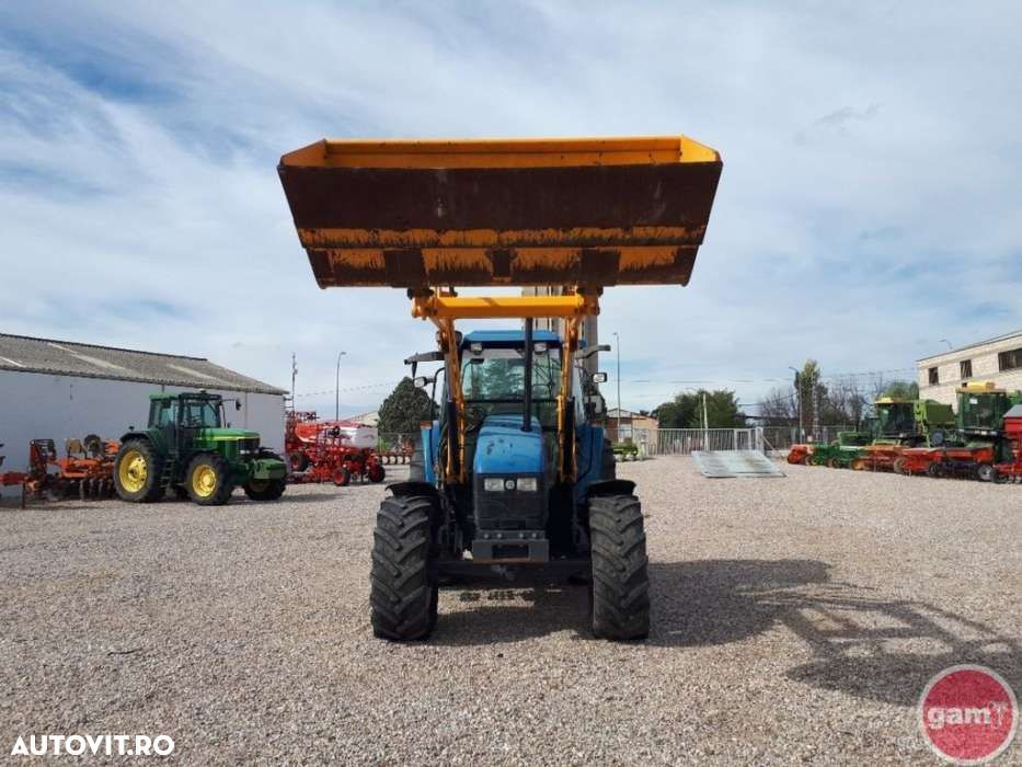 New Holland Ts100 4wd - 2