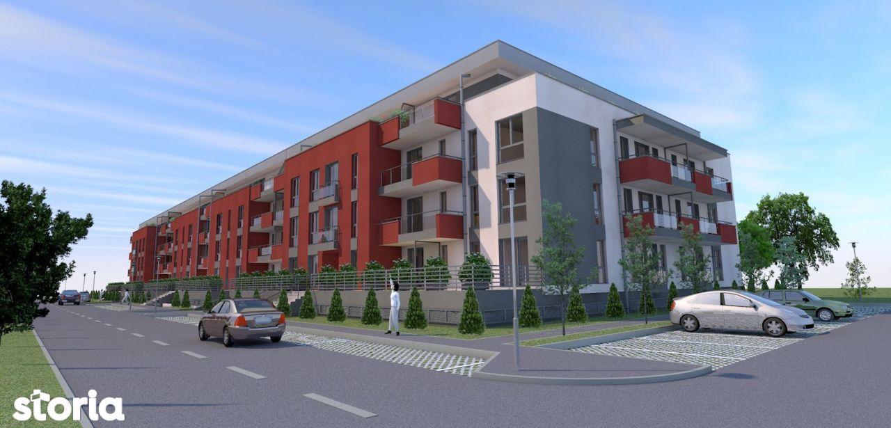 Apartamente 1,2,3 camere, zona Torontalului!