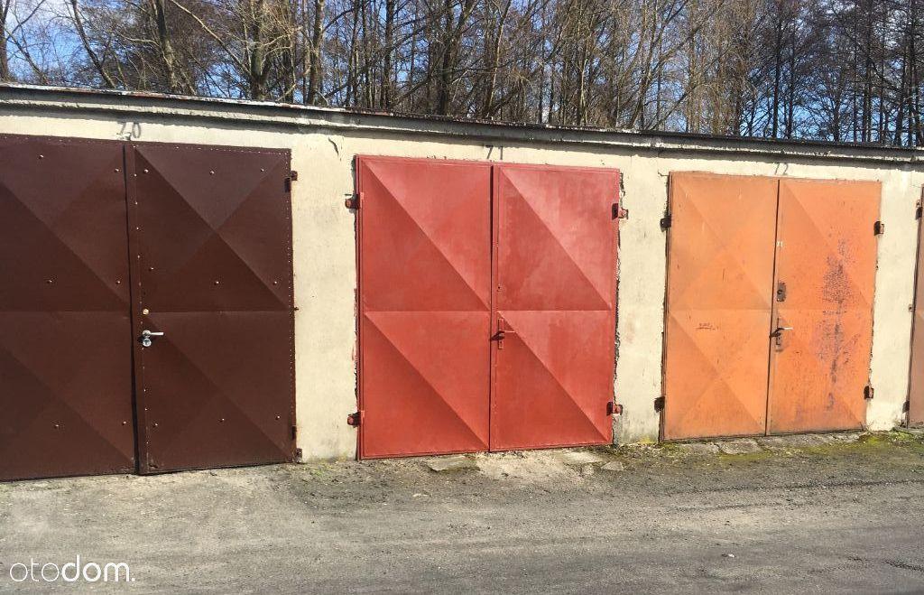 Garaż murowany - Komorowo 18m2