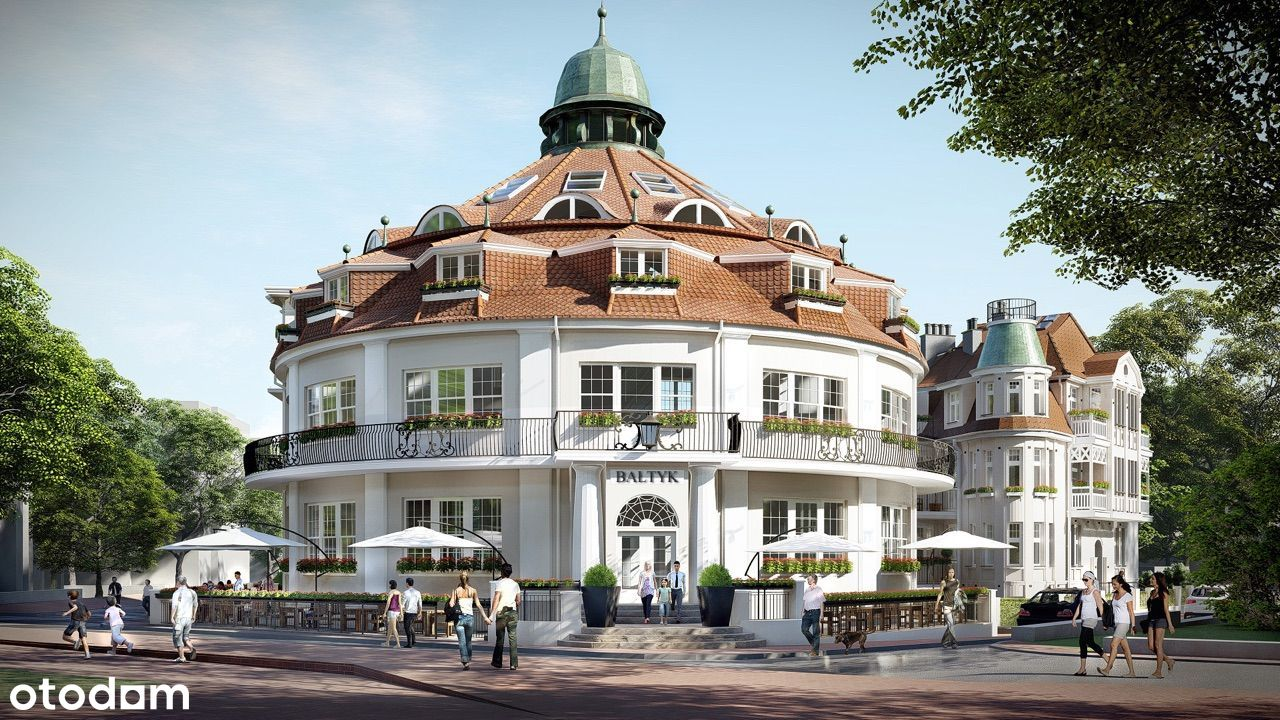 Luksusowy Apartament w Baltic Luxury Residence