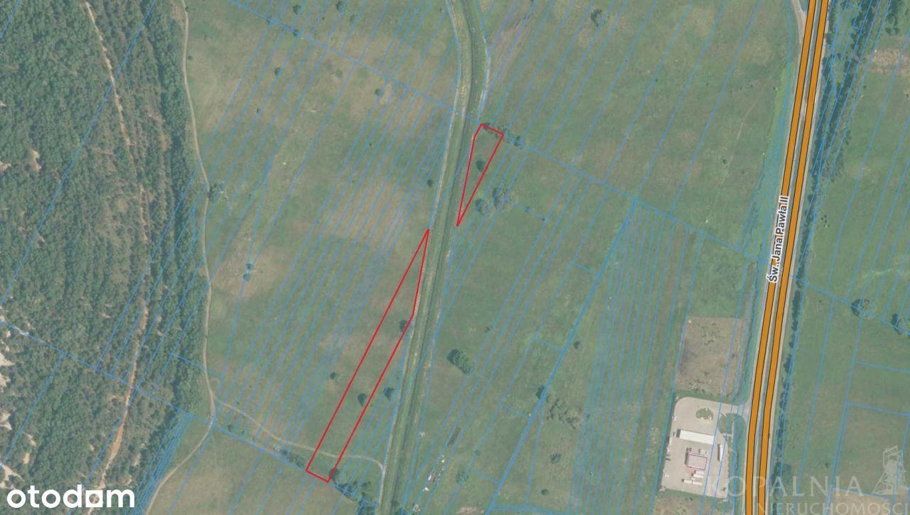 Działka rolna blisko Kuźnicy Warężyńskiej