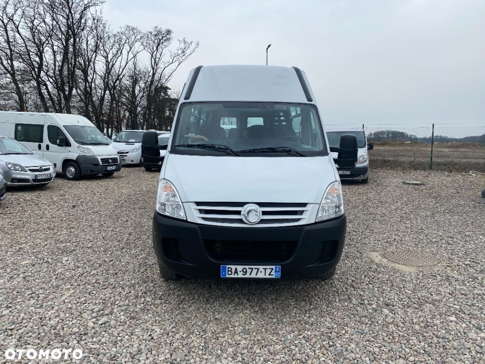 Iveco Daily  WAY 3.0 180KM 50C18 23 osobowy, - 7