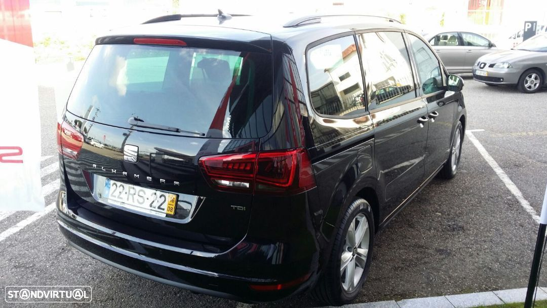 SEAT Alhambra 2.0 TDi Style Advanced DSG - 15