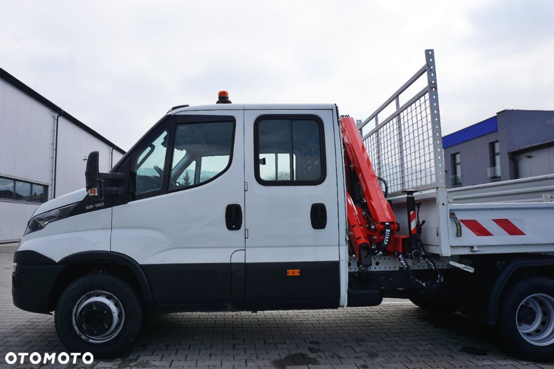 Iveco 65C15D  Iveco65C15 z HDS i wywrotem - 1