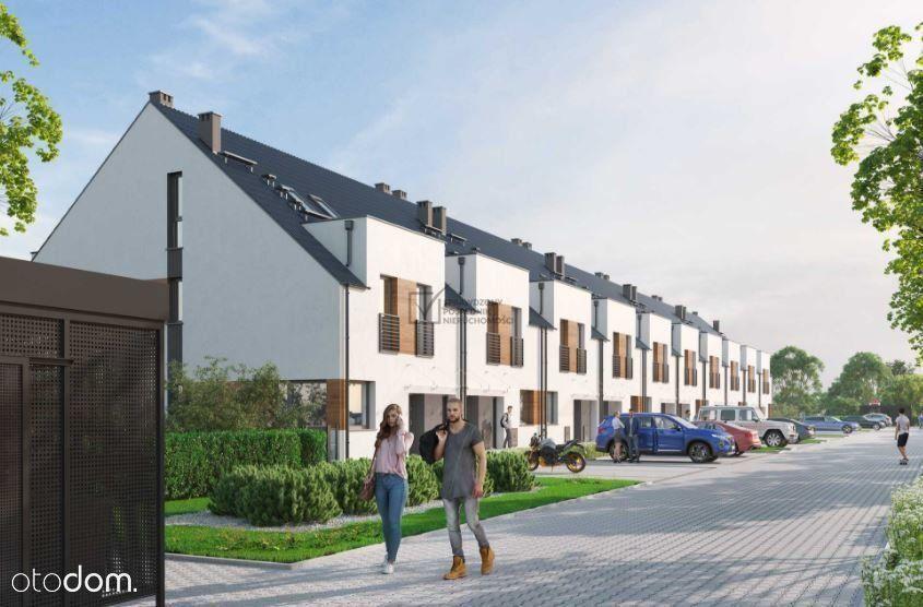 Domy w zabudowie szeregowej, 2 piętra, 100m2