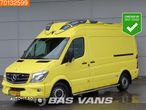 Mercedes-Benz Sprinter 319 CDI V6 Euro6 32x on stock Dutch Ambulance Rettungswagen L2H2 Airco Cruise control - 1