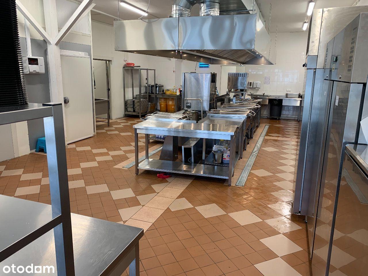 Kuchnia produkcyjna / cateringowa - 510m2, Kobyłka