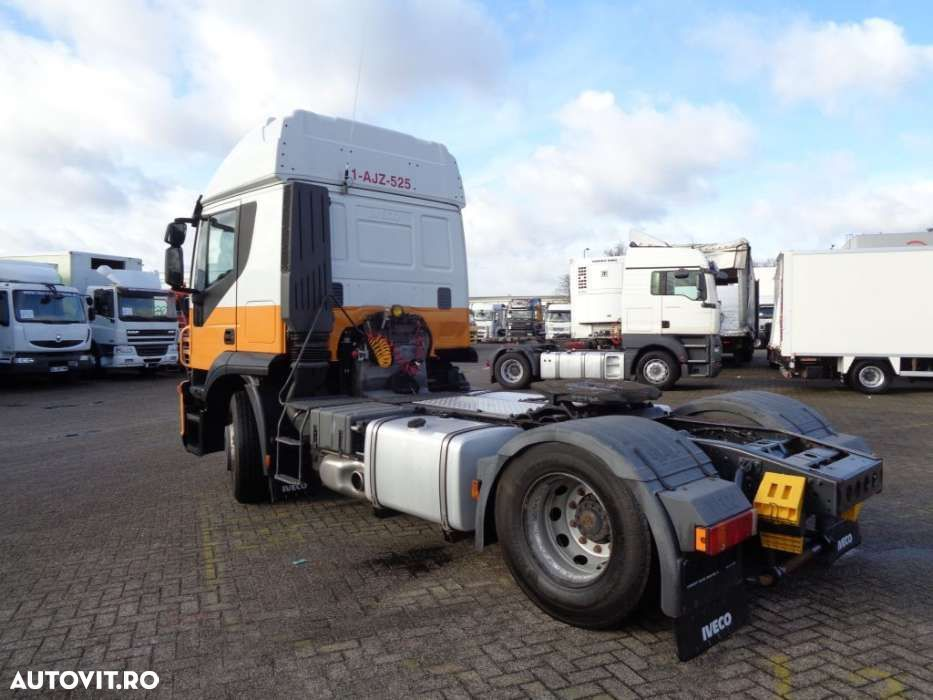 Iveco Stralis 360 + Euro 5 + Airco + 5 in stock - 9
