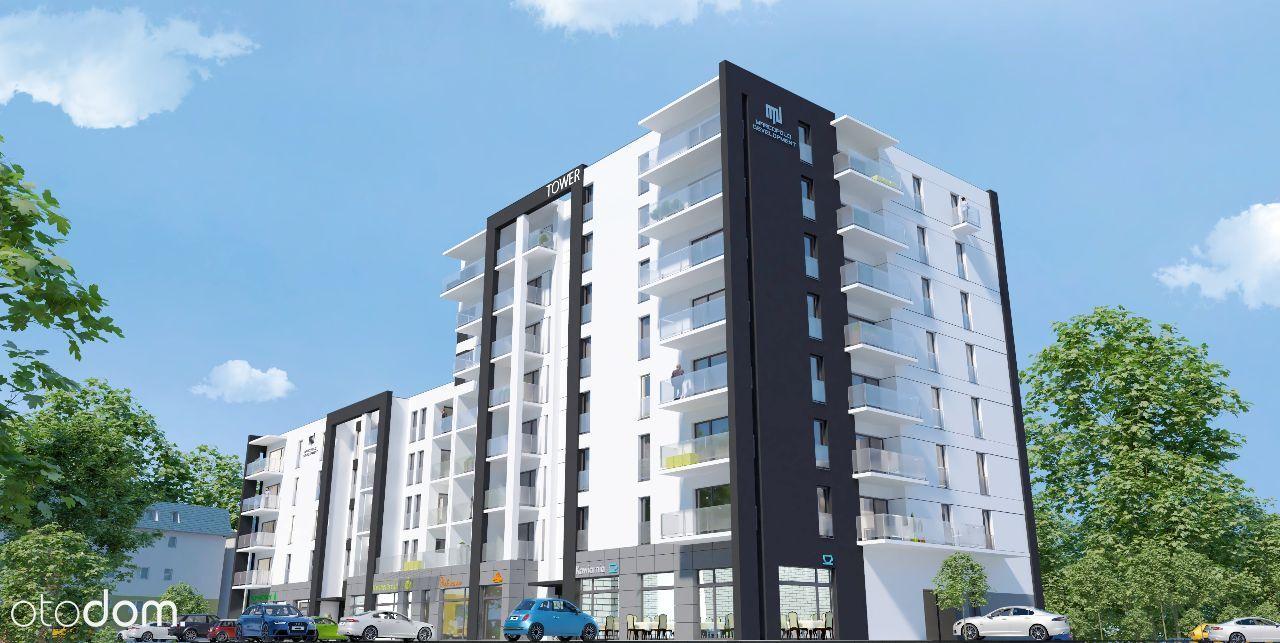 CORNER Park Mieszkaniowy 6 piętro SUPER WIDOK