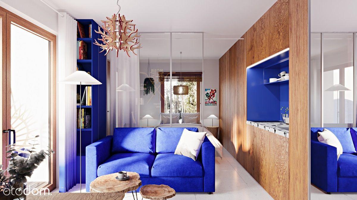 Czarny Potok 61   własny apartament w Krynicy 1B