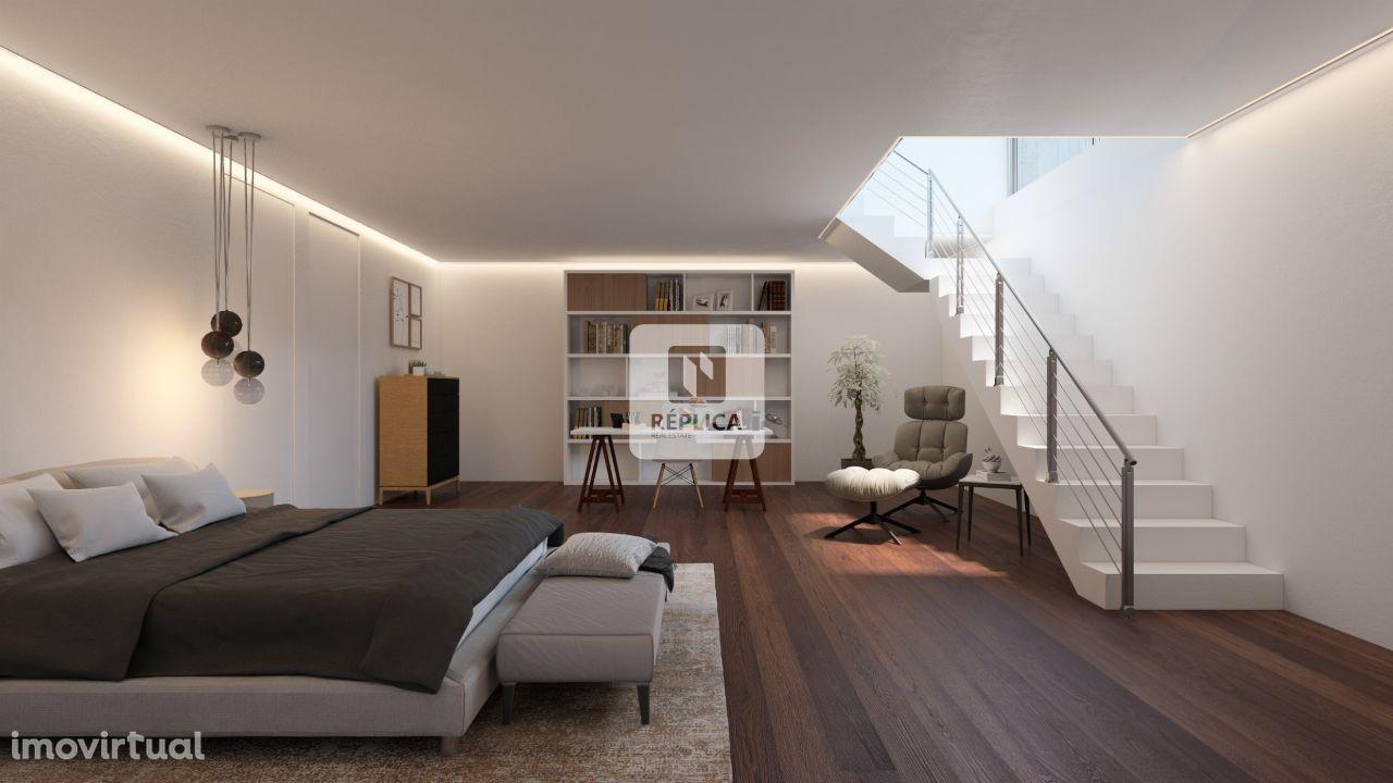 Apartamento T0+1 Duplex, Boavista
