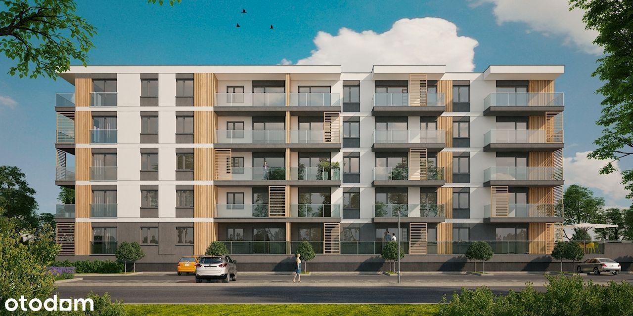 Nowoczesny apartament na osiedlu Gardenia