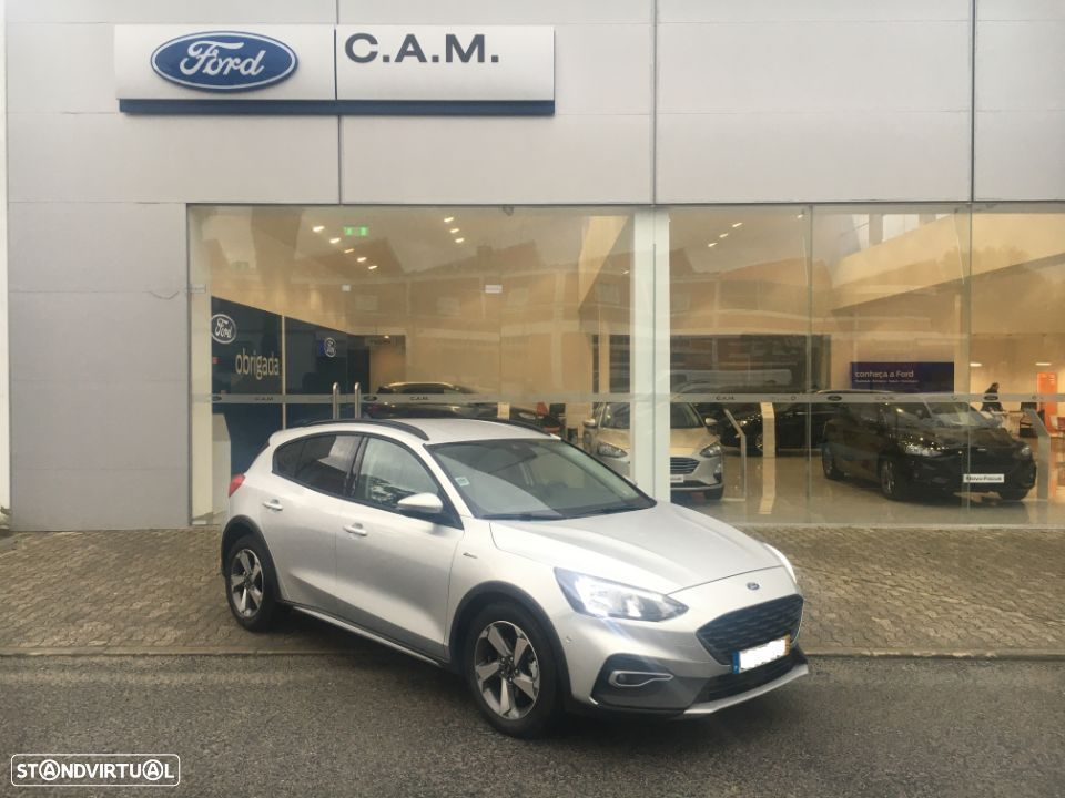 Ford Focus 1.0 EcoBoost Active - 1