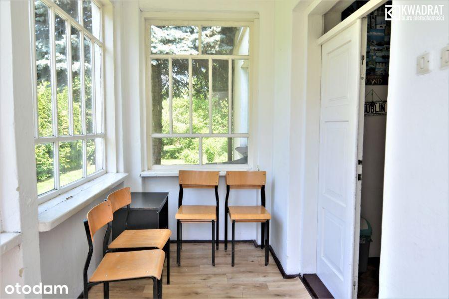 Dom/80 metrów/3 pokoje/Idealny na kwatery pracowni