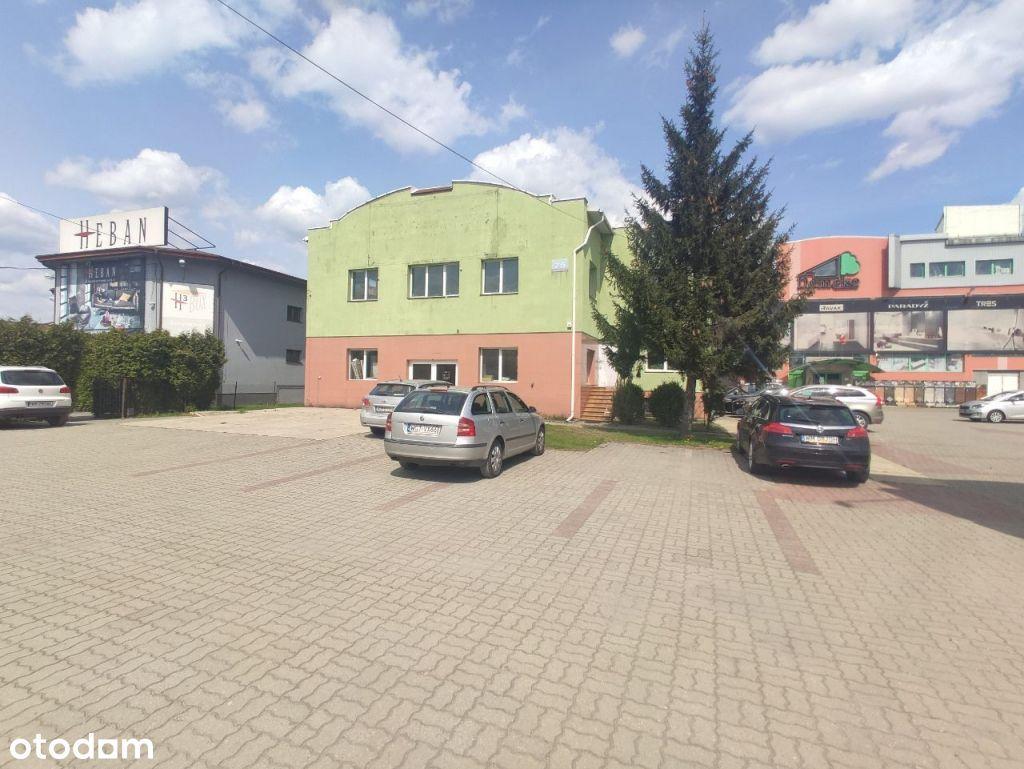 STARA MIŁOSNA Lokal 400 m2 przy Trakcie Brzeskim.