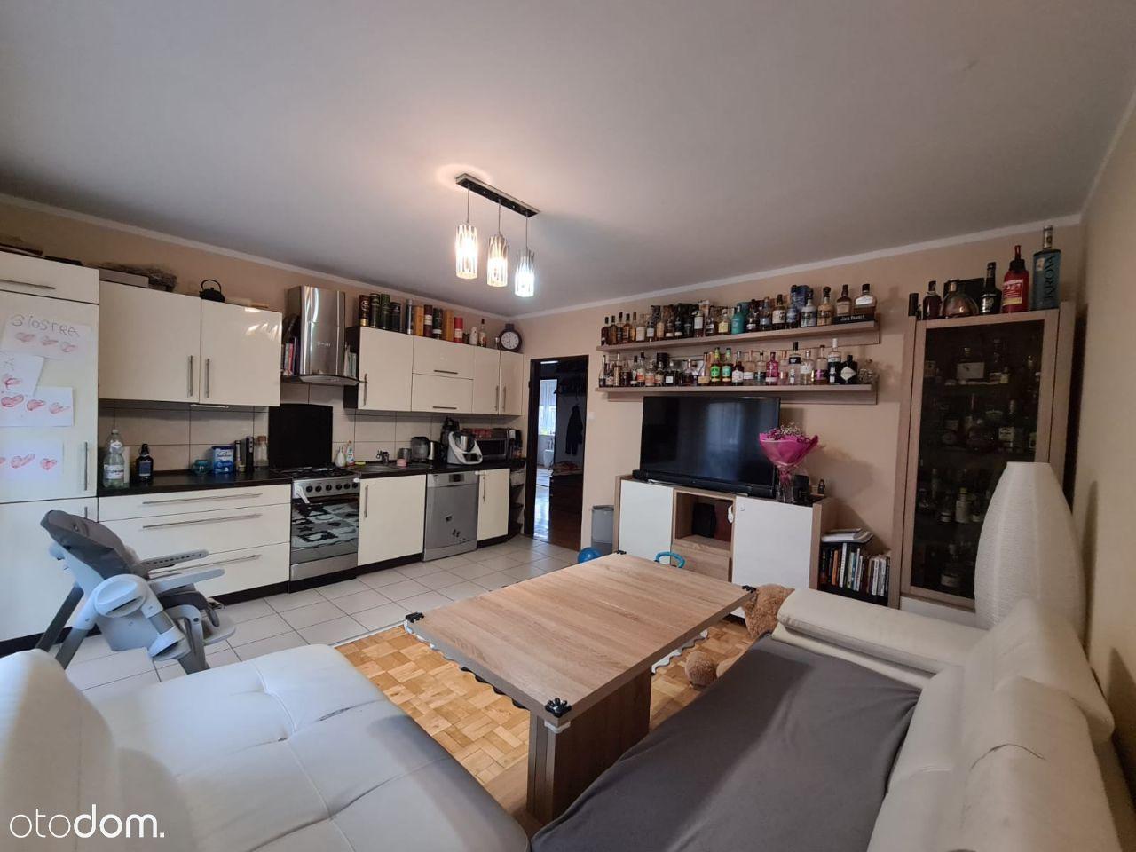 Mieszkanie czteropokojowe 62,7 m2, II piętro, Śrem