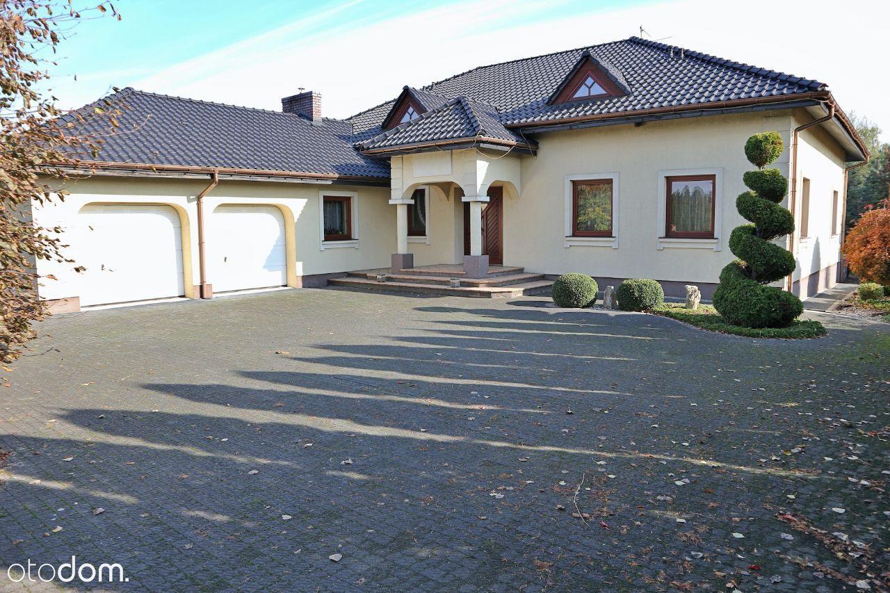 Dom parterowy 320 m2, os. Piwonice Kalisz
