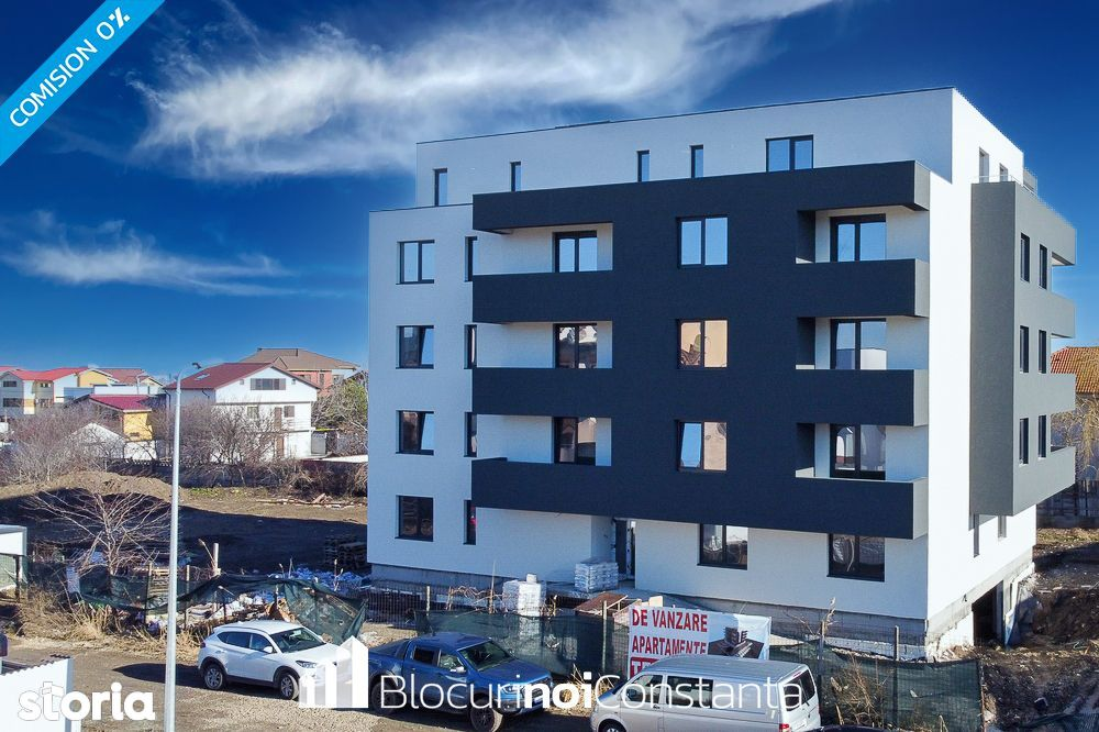 #Apartamente 2 camere în bloc nou » 67m² (56m² utili) - Urban Plus