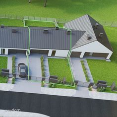 Elizówka Park - K11.5 dom jednorodzinny z garażem