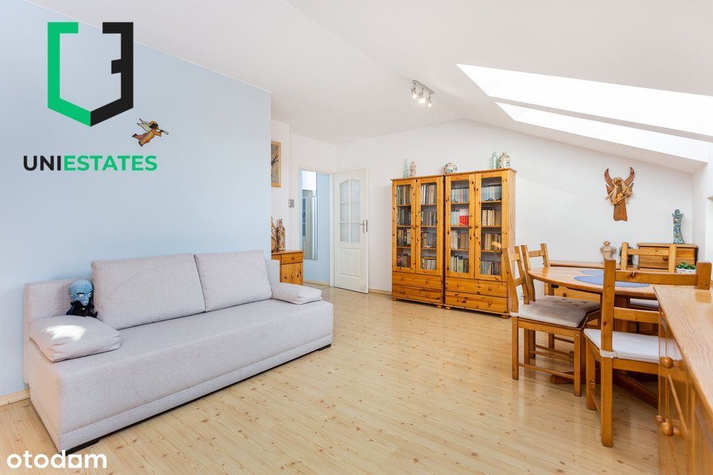 Szuwarowa | Ruczaj | 2 pokoje + kuchnia | 53 m2!