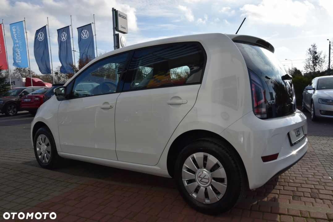 Volkswagen up! Move Up 65KM, Koło zapas, Led, Lane Assist, Navi, Klima, Kredyt 50/50 - 6