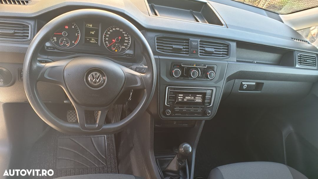 Volkswagen Caddy 2.0 - 28