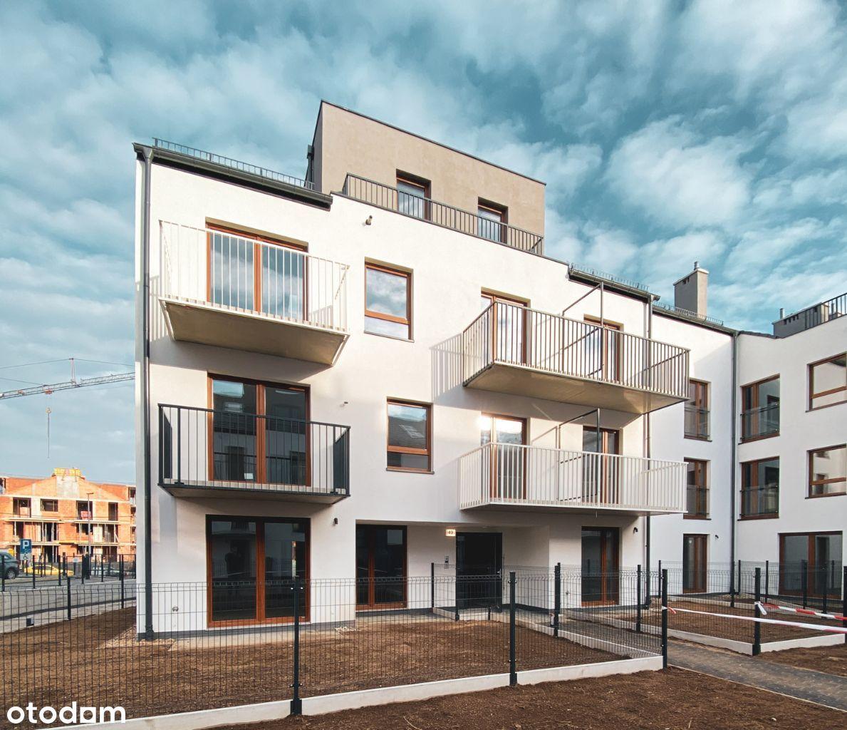 Gotowe do odbioru * Dwa poziomy * Trzy balkony