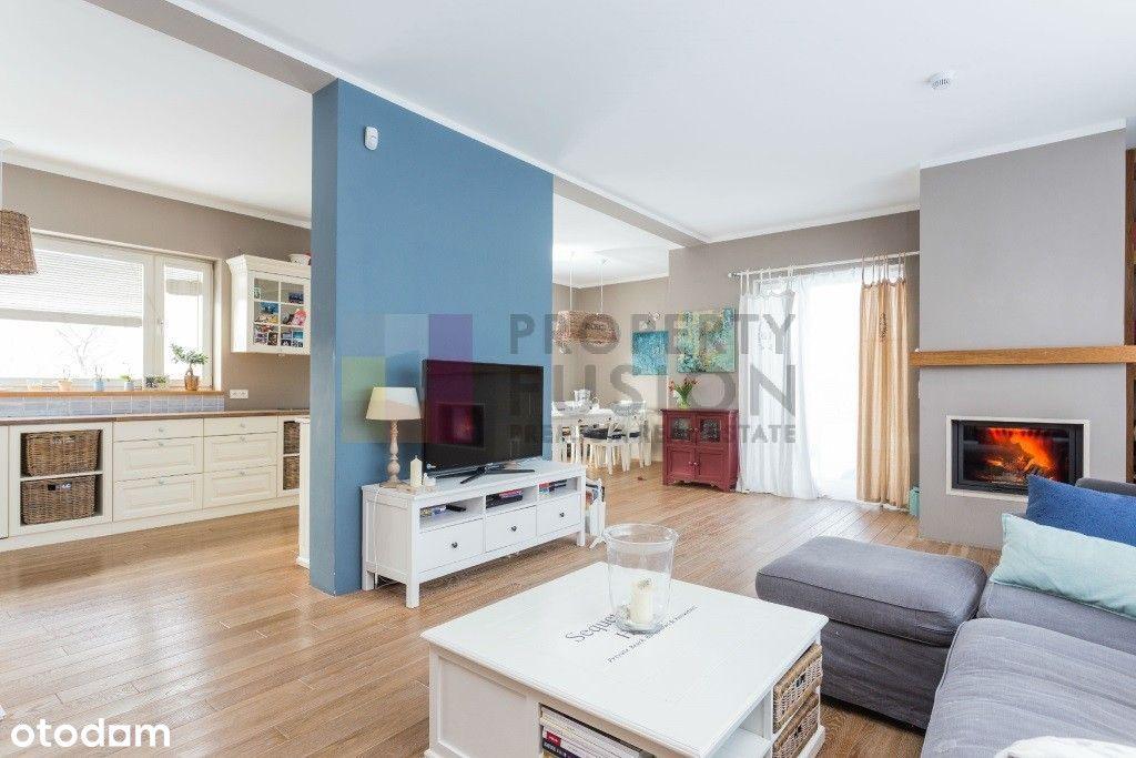 Ciepły, nowoczesny dom koło Konstancina-Jeziornej