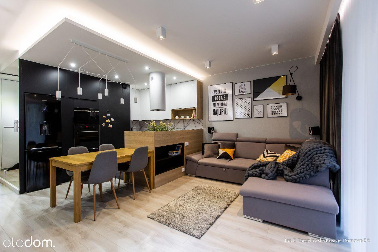 Komfortowe mieszkanie z tarasem