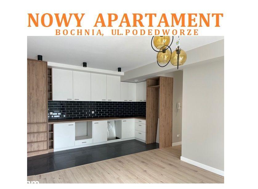 Nowy apartament Bochnia , ul. Podedworze