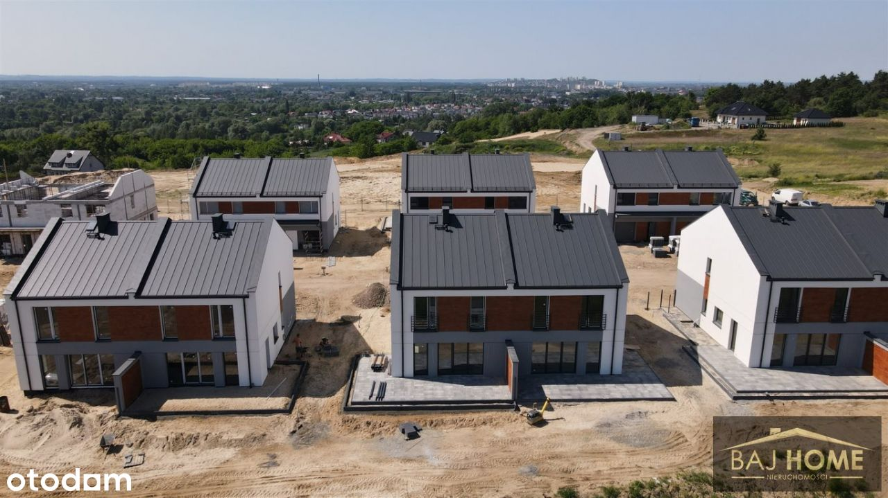 "Ekologiczne osiedle ,,Zielone Wzgórze"" - etap III"