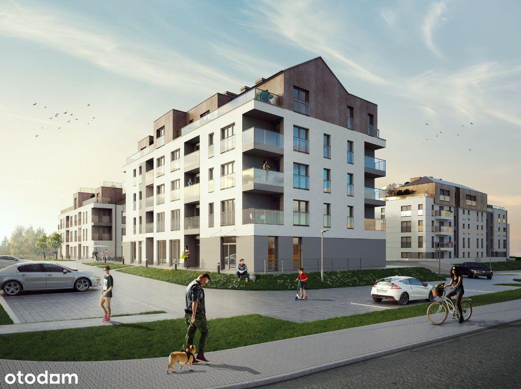 Mieszkanie z balkonem w Nowa Inwestycja w Łańcucie