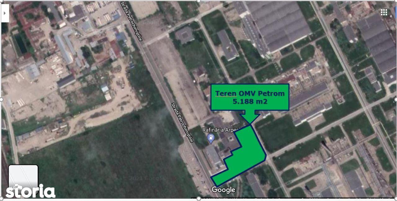 Teren + constructii de vanzare in Bradu (Pitesti)_OMV Petrom