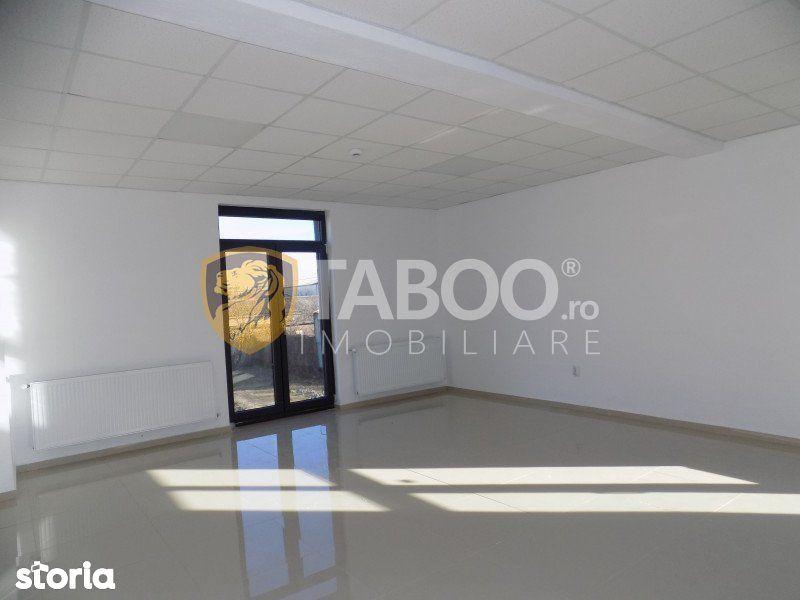 Spatiu birouri 232 mp utili de inchiriat zona Turnisor in Sibiu etaj 1