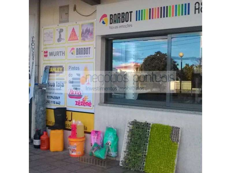 Loja para arrendar, Adaúfe, Braga - Foto 3