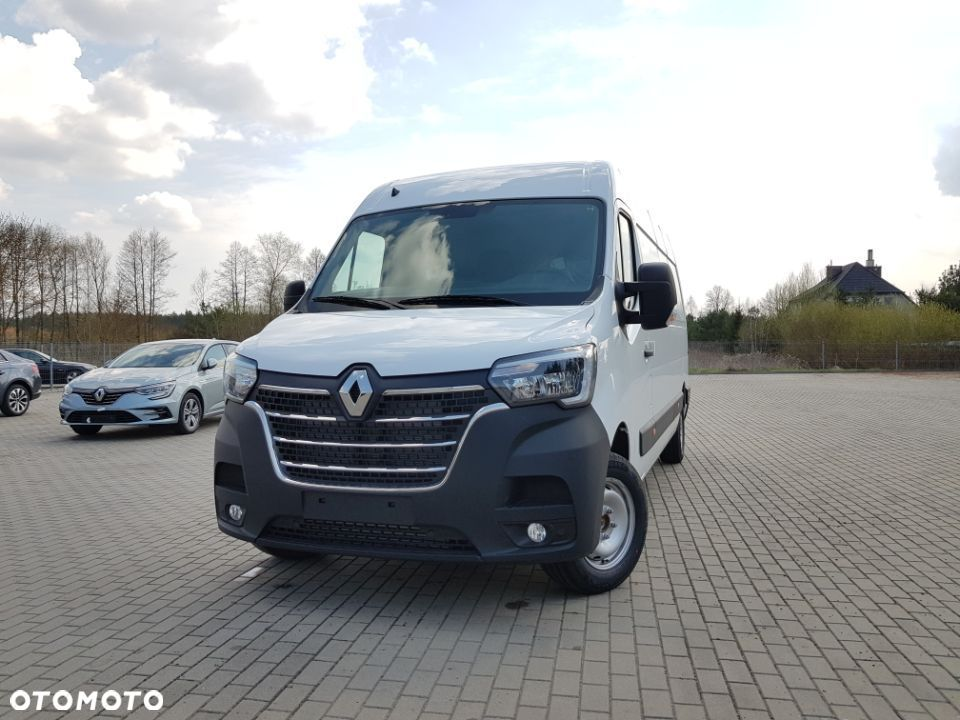 Renault Master MASTER Furgon FWD Pack Clim 3,5T L3H2 2.3 dCi 135 E6 - 1