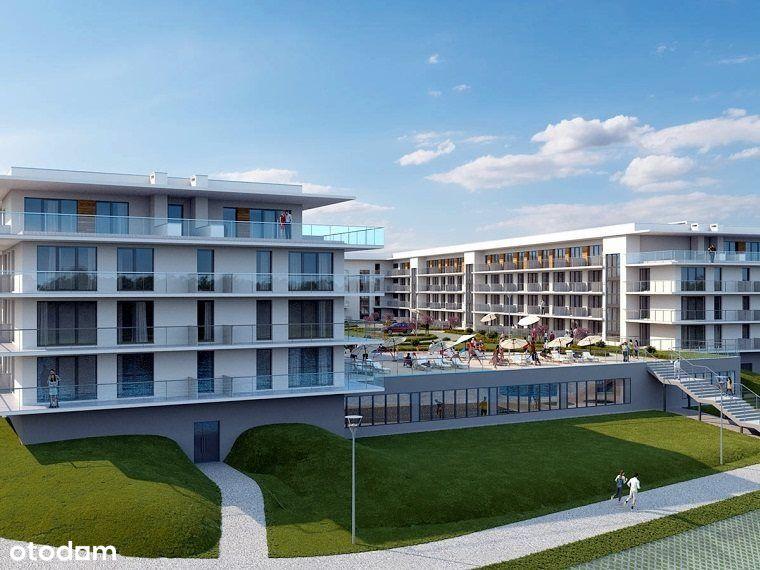 Ekskluzywny apartament nad morzem < Strefa Spa
